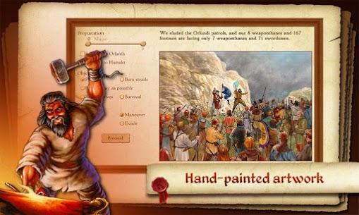 King of Dragon Pass Apk: Text Adventure RPG 4