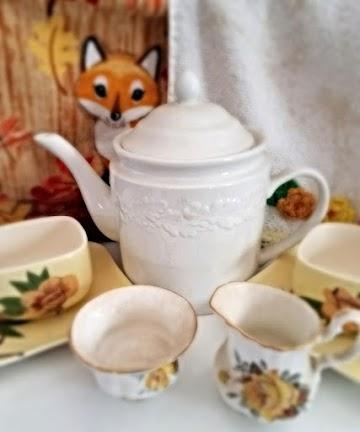 Tea in Perris