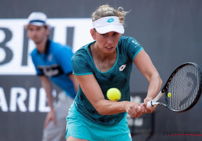 WTA Rome: Elise Mertens prend la porte en double