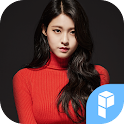 Sexy Red Dress Seolhyun theme icon