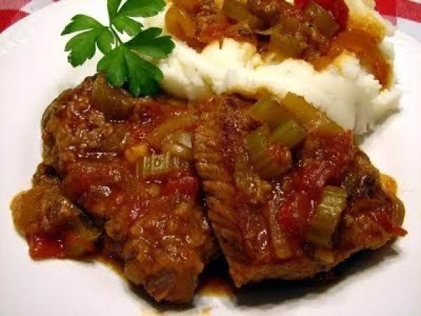 Yoder's Swiss Steak Recipe