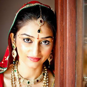 Indian Wedding by Magnus Bogucki - Wedding Bride ( wedding, kenya, india )