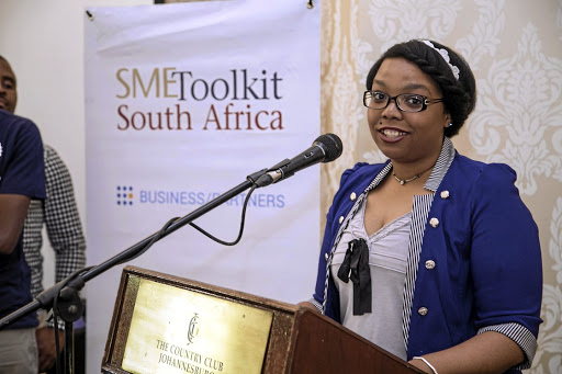 Innovative techpreneur, Khomotso Malakalaka.