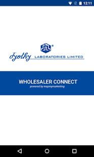Wholesaler Connect screenshot