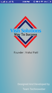 Vish Solutions-The Banking App - náhled