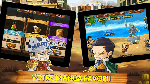 Pirate King: La Volonté de D. screenshot