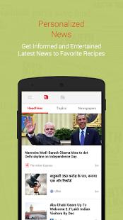 Dailyhunt (Formerly NewsHunt)- screenshot thumbnail