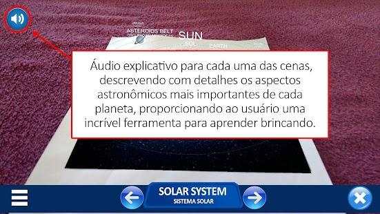 Solar System AR - náhled