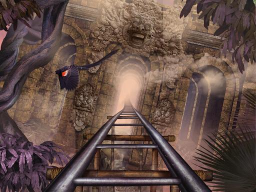 VR Roller Coaster Temple Rider  screenshots 8