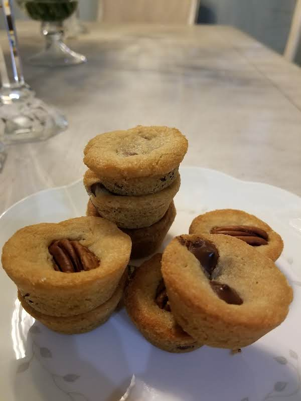 Mini-muffin Tin Chocolate Chip Cookies Recipe