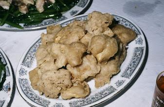 Photo: 04611 広州市郊外/人民公社/食堂/料理