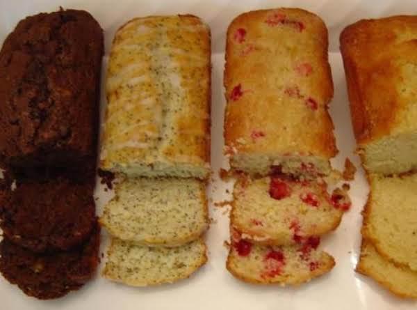Cranberry Orange Bread/muffins Recipe