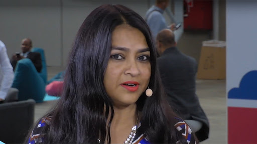 Monica Kumar, senior VP of product and solutions marketing, Nutanix
