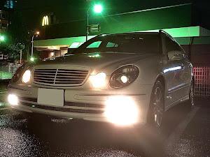 Eクラス ステーションワゴン W211のカスタム事例画像 とよでぃーさんの2020年07月01日13:25の投稿