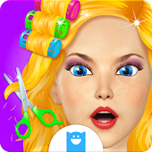Hair Makeover - Salon Game