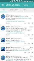 Screenshot of Winter Jam