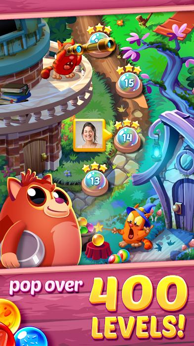 دانلود Cookie Cats Pop 1.51.0 – بازی پازلی کوکی گربه ها اندروید