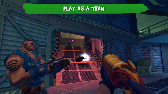 Game Blitz Brigade - Online FPS fun APK for Windows Phone