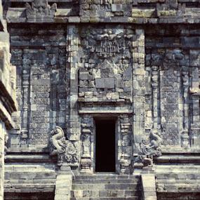 Sewu Temple by Krishna Murti - Buildings & Architecture Public & Historical