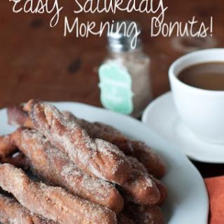 Easy Saturday Morning Brioche Donuts Recipe
