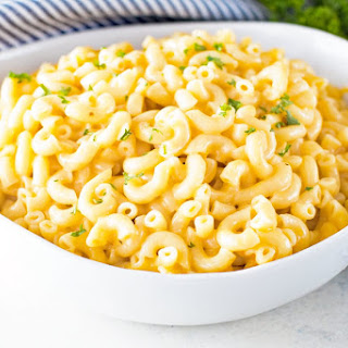 {Instant Pot} Pressure Cooker Mac and Cheese.
