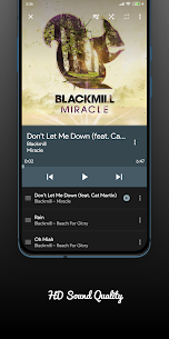 Elite Music Player – MP3 Player Purple Player Lite 3