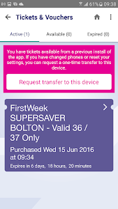 First Bus m-Tickets screenshot 6