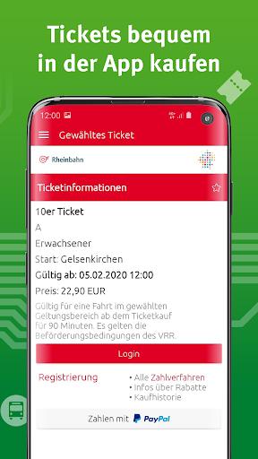 VRR-App - Fahrplanauskunft 5.37.14418 screenshots 5