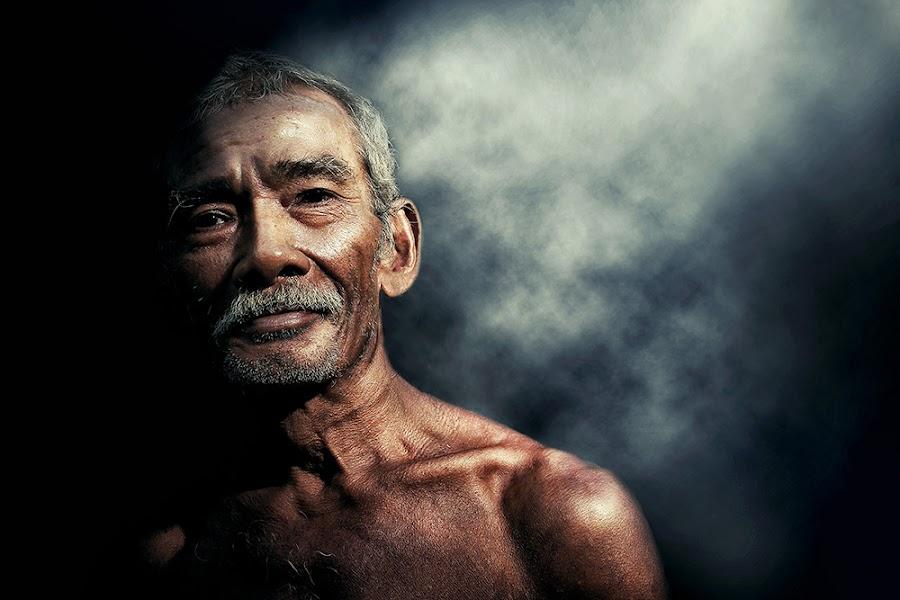 by Imran Bento - People Portraits of Men