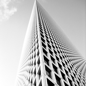 Geometry by Theodoros Theodorou - Black & White Buildings & Architecture (  )