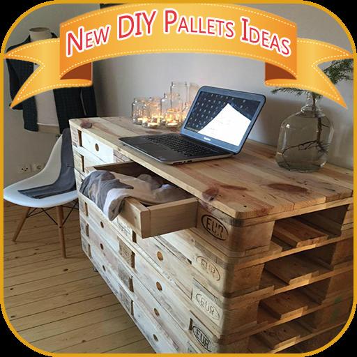 New DIY Pallets Ideas