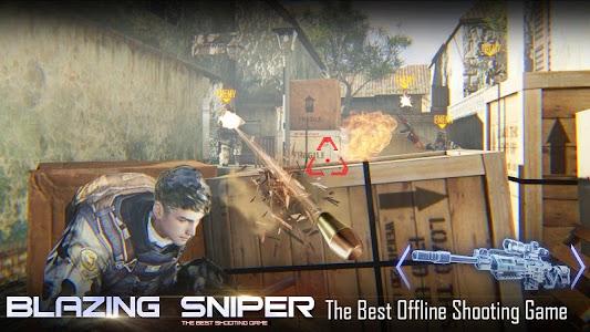 Blazing Sniper - Elite Killer Shoot Hunter Strike 1 6 0 (Mod) APK