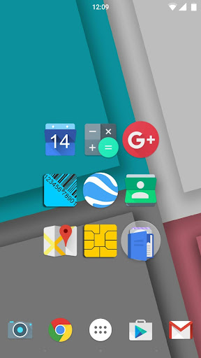 marshmallow - Icon Pack HD