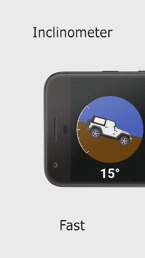 off-road inclinometer screenshot 1
