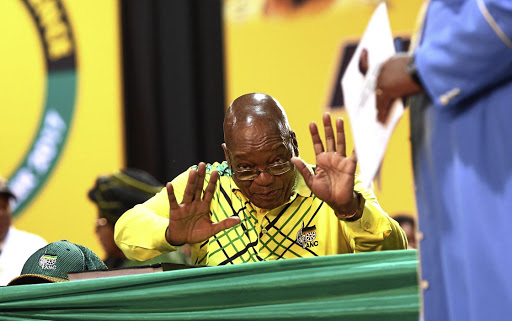 High stakes: President Jacob Zuma survived a recall at the last ANC NEC meeting, but faces fresh resistance this week. Picture: MASI LOSI