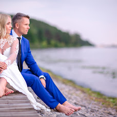 Wedding photographer Agnieszka Wilk (agnieszkawilk). Photo of 24.09.2015