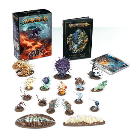 AGE OF SIGMAR 2.0: MALIGN SORCERY (ENG)
