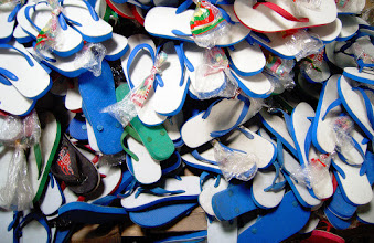 Photo: Flip Flops  Photography by Justin Hill ©