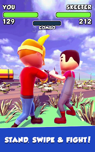 Swipe Fight! filehippodl screenshot 9