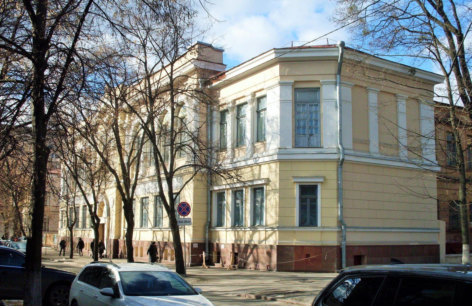 Губчека 1920-го — нинішній художній музей. Це тут допитували Маца і Стріляного