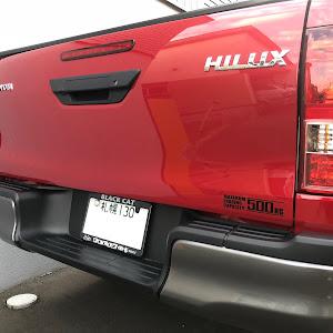 """ハイラックス GUN125 Z""""Black Rally Edition""""のカスタム事例画像 ヒロタンさんの2019年04月29日20:21の投稿"""