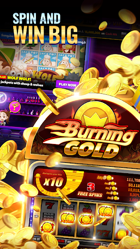 Gold Party Casino : Free Slot Machine Games 2.8 screenshots 1