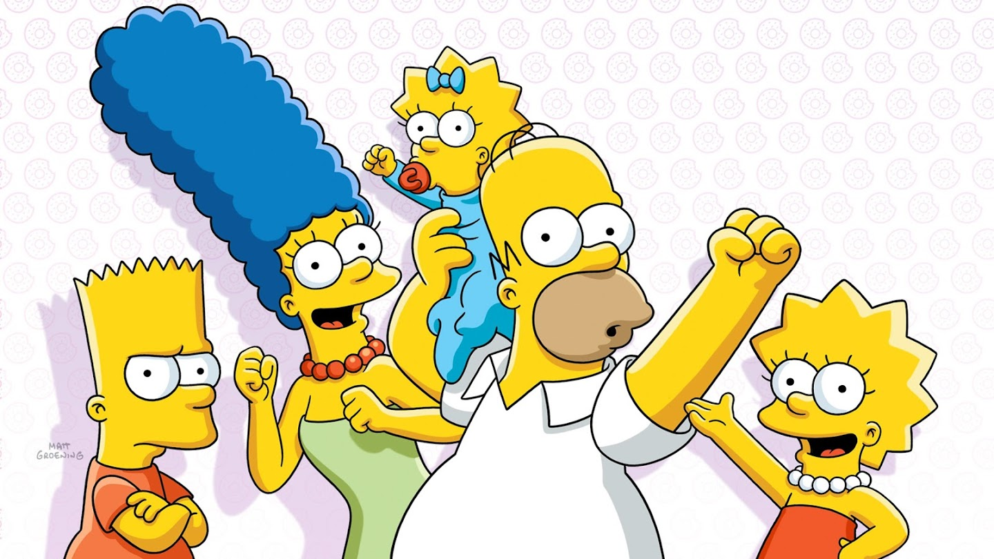 Watch The Simpsons live