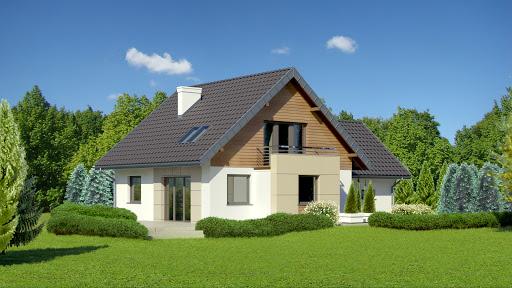 projekt Dom przy Cyprysowej 41