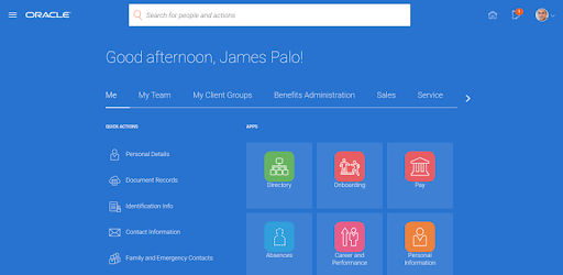Oracle HCM Cloud - Apps on Google Play
