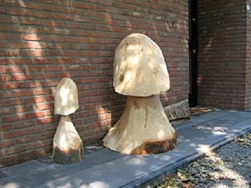 Kettingzaagsculpturenfestival