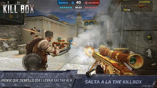 The Killbox: Caja de muerte MX screenshot 2