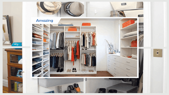 Great Closet Organizer Ideas - náhled