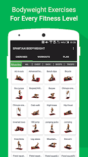 Home workout MMA Spartan Free – Vignette de la capture d'écran