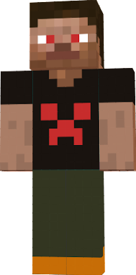 Steve evil